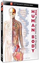 The Human Body: Major Systems & Organs DVD
