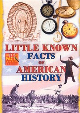 Little Known Facts of American History DVD