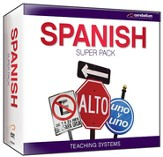 Teaching Systems Spanish 13 Pack DVD