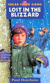 Lost in the Blizzard - eBook Sugar Creek Gang Series #17
