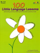 100 Little Language Lessons, Grades 1-4