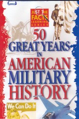 50 Great Years in American Military History DVD
