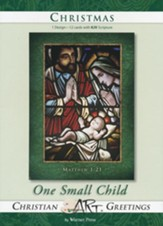One Small Child, Box of 12 Christmas Cards