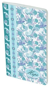Paisley Pocket Notebook, Hope