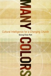 Many Colors: Cultural Intelligence for the Next Church - eBook