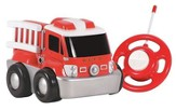 My First Remote-Controlled Fire Truck