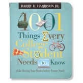1,001 Things Every College Student Needs to Know