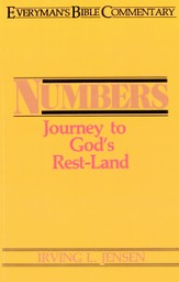 Numbers- Everyman's Bible Commentary - eBook