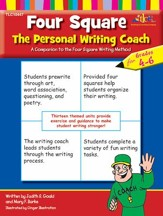 Four Square: The Personal Writing Coach for Grades 4-6  - Slightly Imperfect