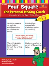 Four Square: The Personal Writing Coach, Grades 7-9