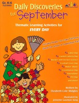 Daily Discoveries for September, Grades K-6
