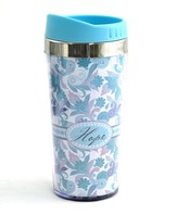 Paisley Travel Mug, Hope