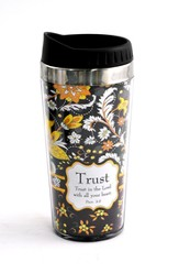 Paisley Travel Mug, Trust