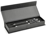 Carbon Fiber Pen Set, Faith, Black, Gift Boxed
