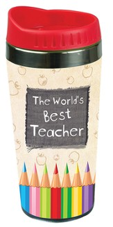 Best Teacher Travel Mug
