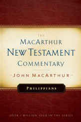 Philippians: The MacArthur New Testament Commentary - eBook