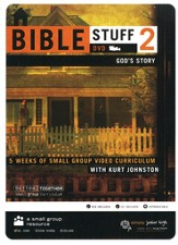 Jr High Bible Stuff Vol.2: God's Story a 5 Week Small Group Video Curriculum