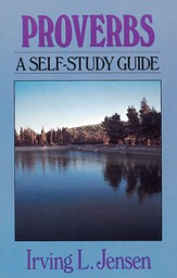 Proverbs- Jensen Bible Self Study Guide - eBook