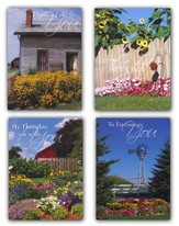 Country Gardens Encouragement Cards, Box 12