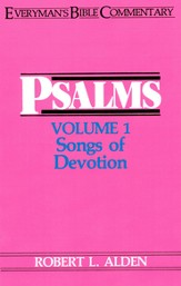 Psalms Volume 1- Everyman's Bible Commentary - eBook