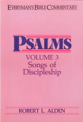 Psalms Volume 3- Everyman's Bible Commentary - eBook