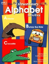 Mrs. E's Extraordinary Alphabet Activities