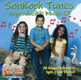 SonRock Tunes Reproducible Music CD