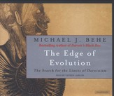 The Edge of Evolution, audiobook on CD