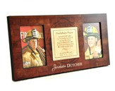 Personalized, Firefighter Photo