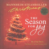 Mannheim Steamroller Christmas: The Season for Joy-- Book and CD