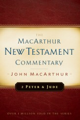 2 Peter & Jude: The MacArthur New Testament Commentary - eBook