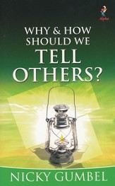 Why & How Should We Tell Others?