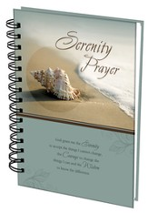 Serenity Prayer Wirebound Journal