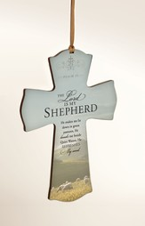 Shepherd's Psalm Mini Cross