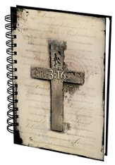 John 3:16 Wirebound Journal
