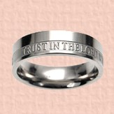 Trust in the Lord Women's Ring, Size 7