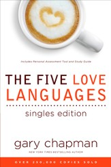 The Five Love Languages Singles Edition - eBook
