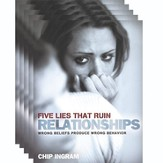 Five Lies that Ruin Relationships, 5 Pack
