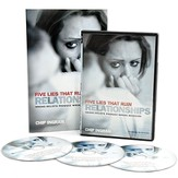 Five Lies That Ruin Relationships Personal Study Kit (1 DVD Set & 1 Study Guide)