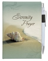 Notebook and Pen Set, Serenity Prayer