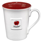 The Lord Gives Wisdom Teacher Mug