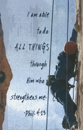 I Can Do All Things, Postcards, 25