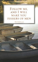 Fishers of Men: Postcard, 25