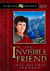The Invisible Friend - eBook Viking Quest Series #3