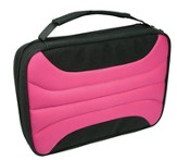 Neoprene Bible Cover, Pink, Large