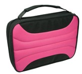 Neoprene Bible Cover, Pink, Medium