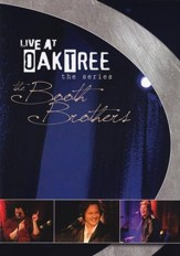 Booth Brothers: Live At Oak Tree DVD