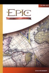 Epic: A Journey Through Church History 20-Part Study 10 DVD Set