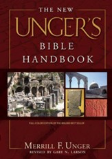 The New Unger's Bible Handbook - eBook