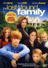 The Lost and Found Family, DVD